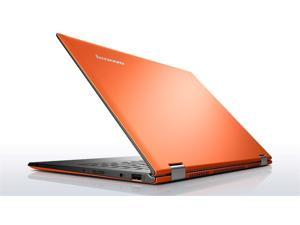 "Lenovo Yoga 2 Pro 2-in-1 Convertible Windows 10 Ultrabook - Intel Core i5-4200U, 4GB RAM, 256GB SSD, 13.3"" Multi-Touch QHD+ IPS Display (3200x1800), Backlit Keyboard, Orange Color / Canadian Version"