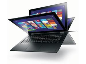 "Lenovo Yoga 2 Pro Ultrabook (59442415), Intel Core i7-4510U CPU, 8GB RAM, 512GB SSD, 13.3"" Multi-Touch QHD+ IPS Display (3200 x 1800), Backlit Keyboard, Windows 8.1 64-bit, Silver"