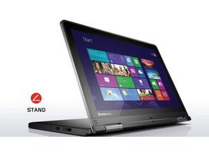 "Lenovo Thinkpad Yoga 12 Convertible Multimode Ultrabook - Intel Core i7-4500U CPU, 8GB DDR3 RAM, 1TB SSD, 12.5"" IPS Full HD (1920x1080) Touchscreen, Backlit Keyboard, Windows 8.1 64-bit"
