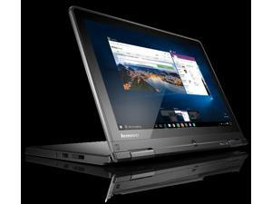 "Lenovo Thinkpad Yoga 12 Convertible Multimode Ultrabook - Intel Core i7-4500U CPU, 8GB DDR3 RAM, 256GB SSD, 12.5"" IPS Full HD (1920x1080) Touchscreen, Backlit Keyboard, Windows 10 64-bit [GRADE-A]"