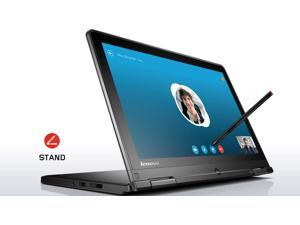 "Lenovo Thinkpad Yoga 12 Convertible Multimode Ultrabook - Intel Core i7-5600U, 8GB RAM, 500GB SSD, 12.5"" IPS Full HD (1920x1080) Touchscreen + Digitizer Pen, Backlit Keyboard, Windows 8.1 Pro 64-bit"