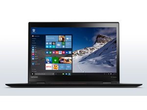 "Lenovo ThinkPad X1 Carbon 4 Business Ultrabook - Windows 10 Pro - Intel Core i7-6600U, 512GB NVMe-PCIe SSD, 8GB RAM, 14"" FHD IPS (1920x1080) Display, Fingerprint Reader, Intel HD Graphics 520"