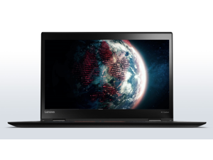 "Lenovo ThinkPad X1 Yoga Multimode Ultrabook - Windows 7 Pro - Intel i7-6500U, 256GB SSD, 8GB RAM, 14"" WQHD IPS (2560x1440) Touchscreen w/ Pen Input, Fingerprint Reader, Backlit Keyboard, Thin & Light"