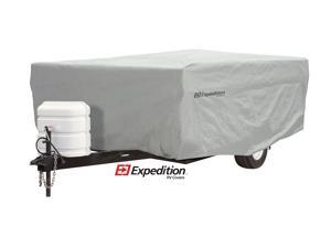 Expedition Pop Up Camper Cover - Gray (Fits 13'-14' Long)