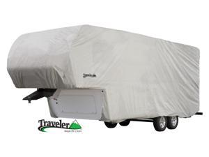 Traveler Series Fifth Wheel Trailer Cover Fits 37' To 41'