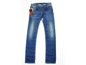 Guess Mens Slim Fit Jeans Size 29 US Regular Blue Cotton