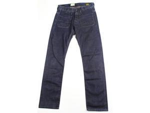 G-Star Mens Classic Straight Leg Jeans Size 29 US Regular Blue Cotton