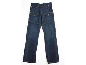 Levi's Mens Cargo Jeans Size 29X34 Regular Blue Cotton