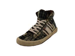 Superga Mens Athletic Shoes Size 12 US / 45 EU Medium (B, M) Black Canvas