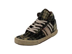 Superga Mens Sneakers Size 9 US / 42 EU Medium (B, M) Black Textile
