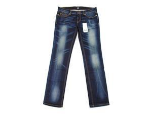 Dolce & Gabbana Womens Jeans Size 24 Regular Blue Cotton