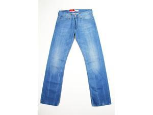 Levi's Men's Blue Classic Straight Leg Pants Size 32 US Regular