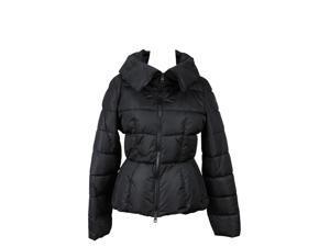 Refrigiwear Womens Puffer Jacket Size M US Regular - Black Polyamide