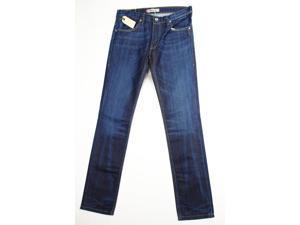 Levi's Mens Slim Fit Jeans Size 34 US Regular Blue Denim