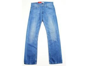 Levi's Men's Blue Classic Straight Leg Pants Size 32X34 Regular