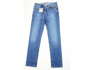 9.2 By Carlo Chionna Mens Classic Straight Leg Jeans Size 30 US Regular Blue