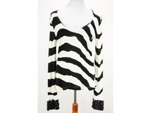 Gianfranco Ferre White Long Sleeve Women's Blouse Size L US Regular