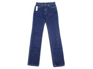 Versace Mens Classic Straight Leg Jeans Size 30 US Regular Blue Cotton