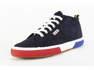 Superga Cisco Bonded Blue Fashion Sneakers Men's Shoes, 11.5