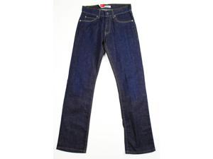 Levi's Mens Classic Straight Leg Jeans Size 30 US Regular Blue Denim