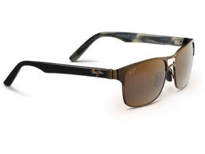 Maui Jim - Hang 10 - Bronze Frame- HCL Bronze Polarized Lenses