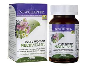 New Chapter Every Woman Multivitamin 48 Tabs