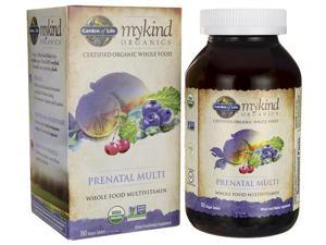 Garden of Life Mykind Organics Prenatal Multi 180 Vegan Tabs