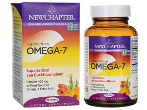 New Chapter Supercritical Omega-7 30 Sgels