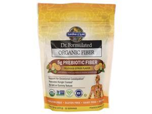 Garden of Life Dr. Formulated Organic Fiber - Delicious 7.9 oz (223 grams) Pwdr