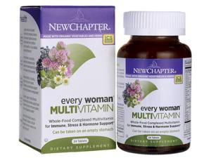 New Chapter Every Woman Multivitamin 24 Tabs
