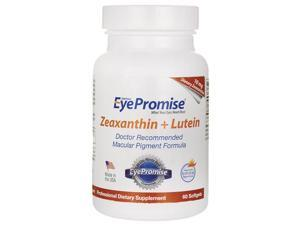 ZeaVision Eyepromise Zeaxanthin + Lutein 60 Sgels