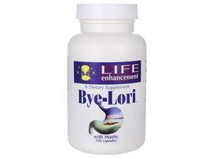 Life Enhancement Bye-Lori 120 Caps