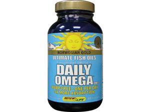 Norwegian Gold Daily Omega - 60 - Softgel