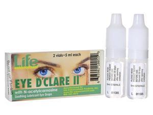 Life Enhancement Eye D'Clare Ii Drops 2-5 ml Vials