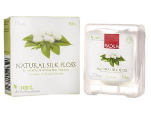 Radius Natural Silk Floss 33 Yards
