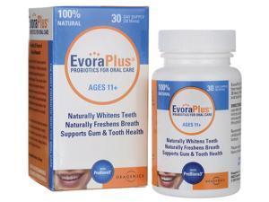 EvoraPlus Probiotics For Oral Care 30 Tabs