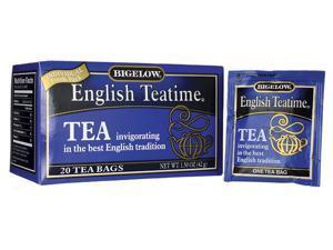 Bigelow Tea Black Tea - English Teatime 20 Bag(S)