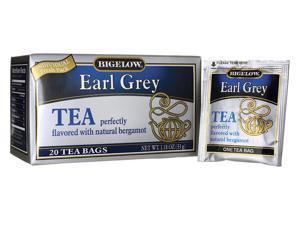 Bigelow Tea Black Tea - Earl Grey 20 Bag(S)