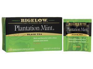 Bigelow Tea Plantation Mint Tea 20 Bag(S)