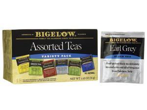 Bigelow Tea Six Assorted Tea Variety Pack 18 Bag(S)
