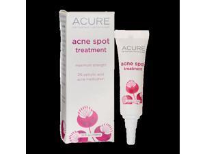 Acure Organics Acne Spot Treatment - Maximum Strength 0.25 fl oz (7.39 ml) Gel
