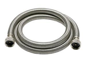 Fluidmaster 9WM60P2HE 2 Count 60-Inch High Efficiency Washing Machine Hose Co...