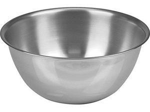 Fox Run 8 Quart Mixing Bowl, Stainless Steel