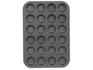 Chicago Metallic Commercial II Non-stick Mini Muffin Pan - 24 - Non-stick