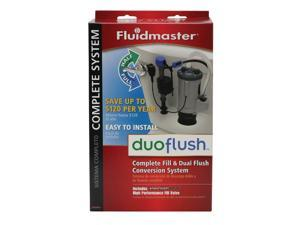 Fluidmaster 550DFRK Duo Flush Complete System