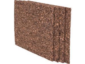Board Dudes 12X12 Dark Tile Cork