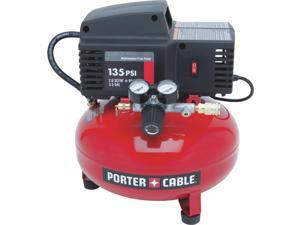 PCFP02003 135 PSI 3.5 Gallon Oil-Free Pancake Compressor