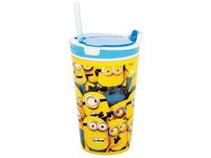 Despicable Me The Minions Snackeez Jr (Pack of One Cup, Colors and Designs Vary)