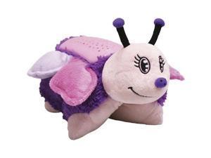 "Pillow Pets Dream Lites - Pink Butterfly 11"""