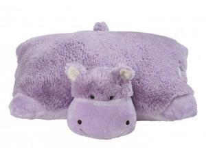 Pillow Pets Pee-Wees - Hippo Model: